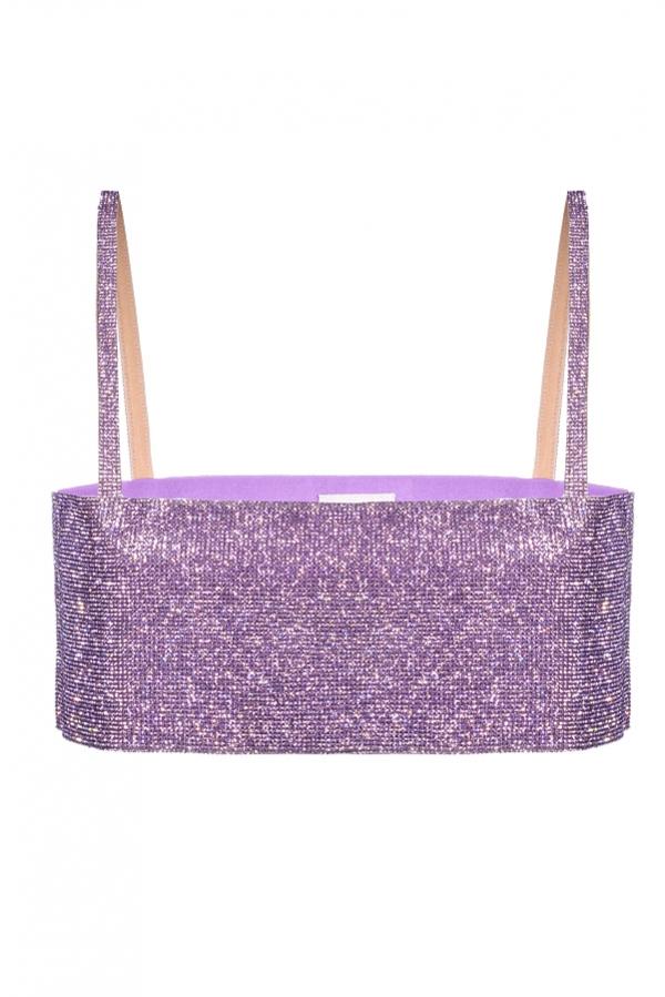Charlotte Top Lilac Purple